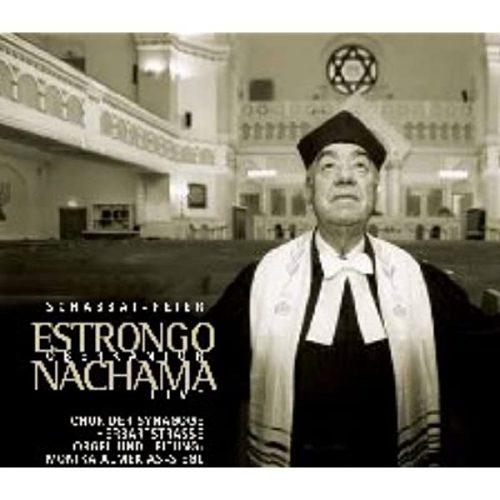 Schabbat Feier Oberkantor Estrongo Nachama Live